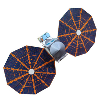 Lucy Paper Spacecraft